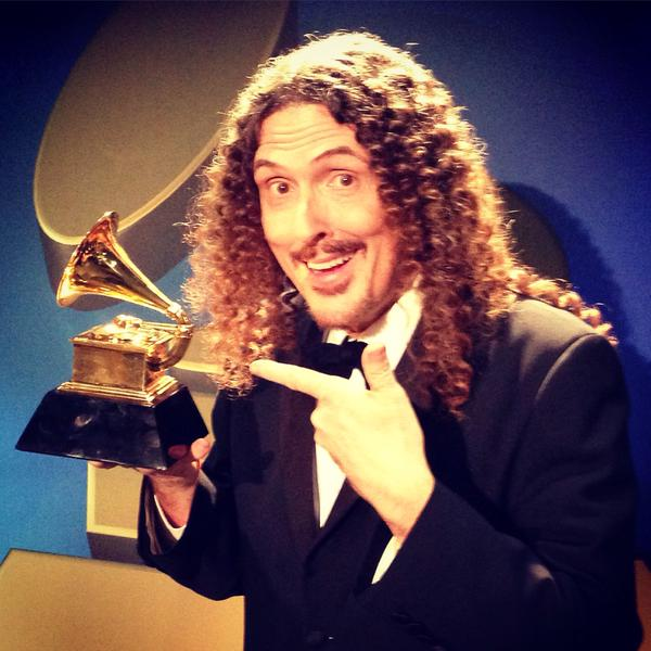 weirdal-grammy