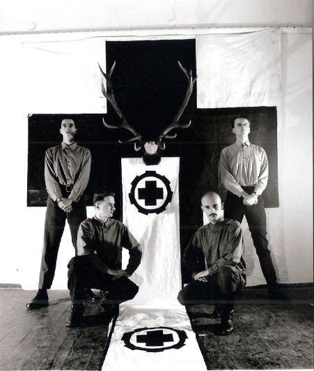Laibach, 1983 (Fotó: Dušan Gerlica)