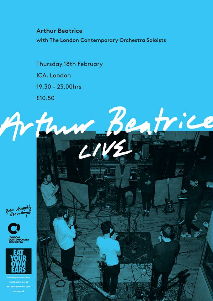 arthurbeatrice-lco-poster