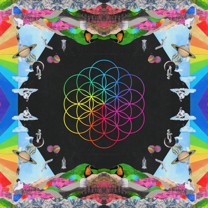 coldplay15album