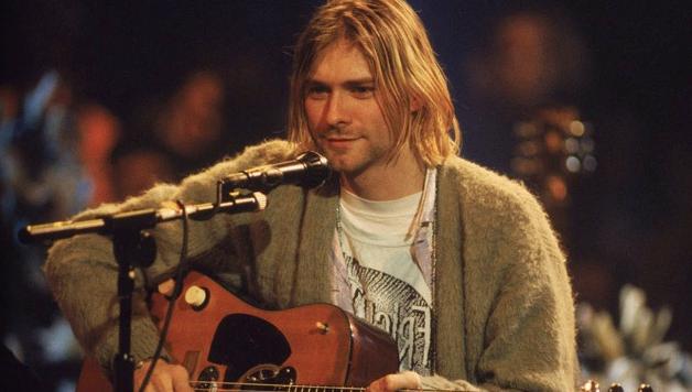 Kurt-Cobain-Nirvana