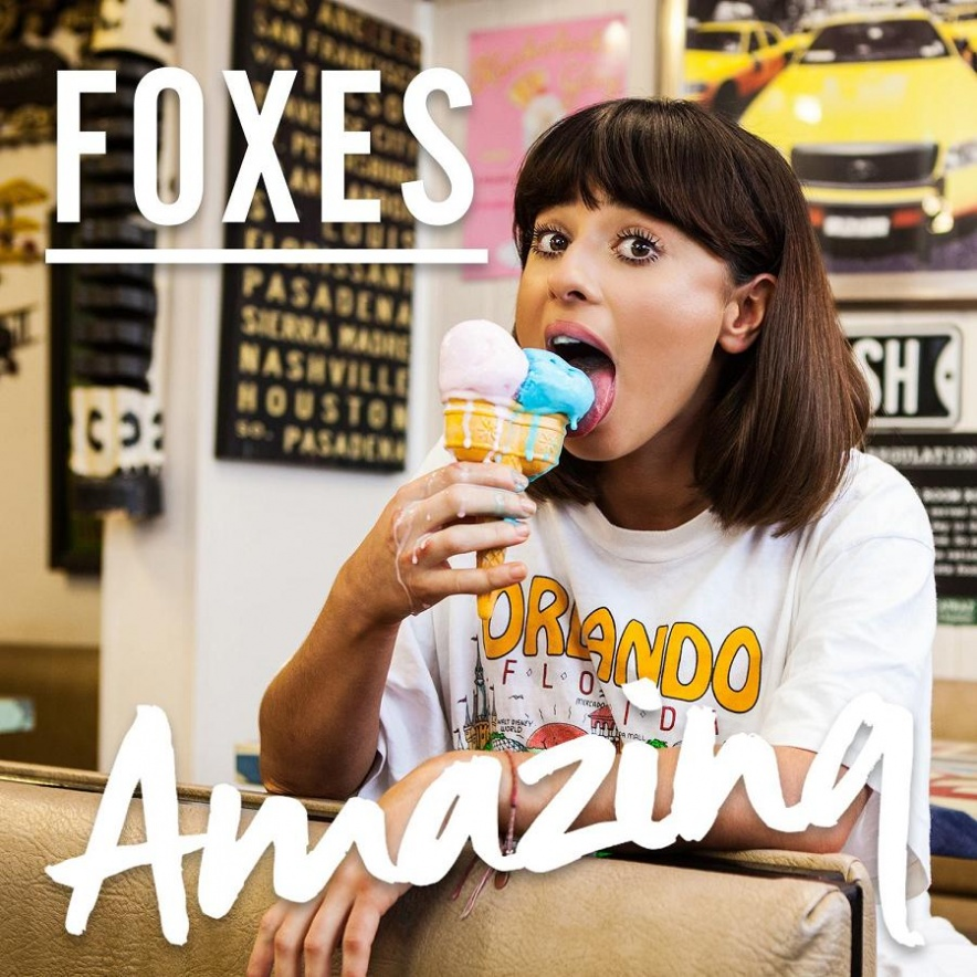 Foxes-Amazing-single