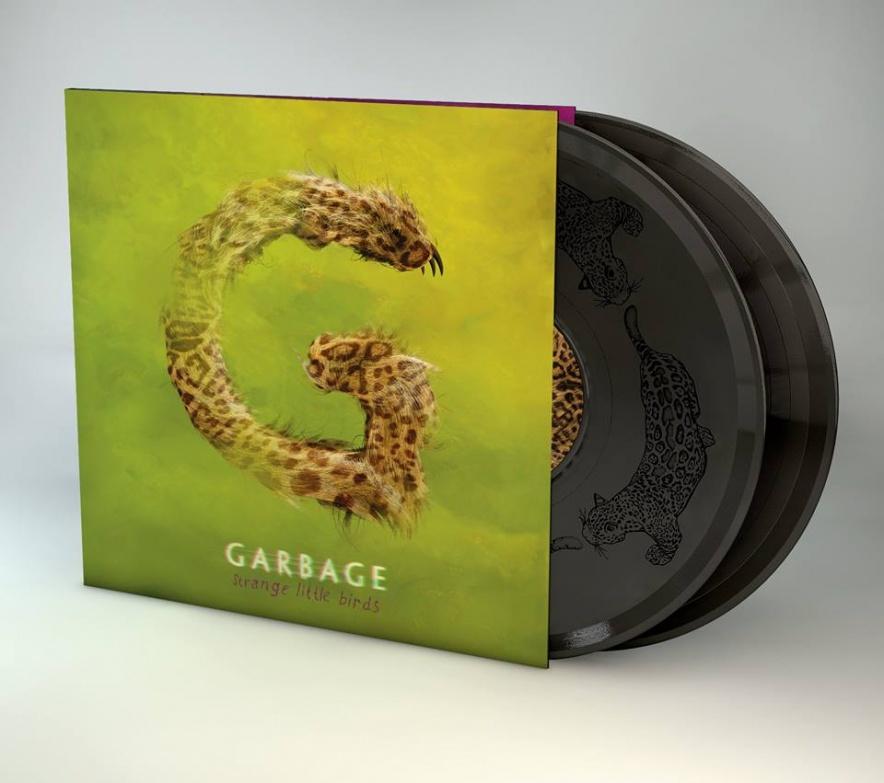 garbage-strange-lp