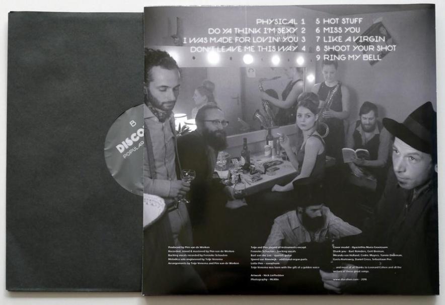 Discohen-albumback