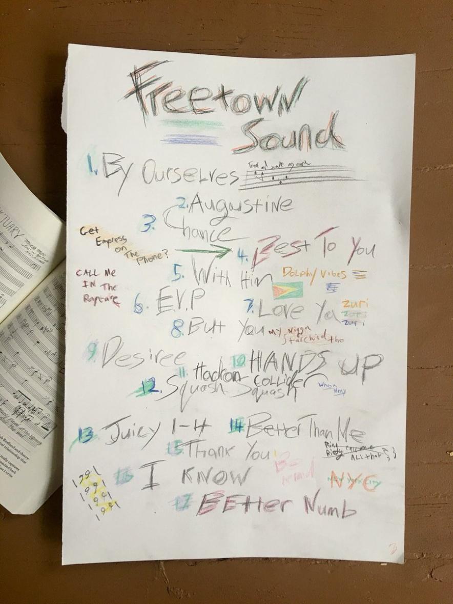 bloodorange-freetown-tracklist