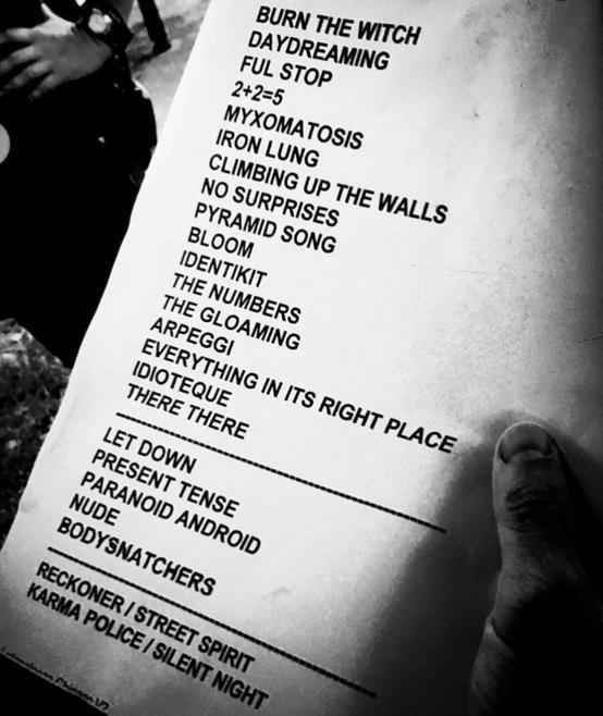 radiohead-lolla-setlist