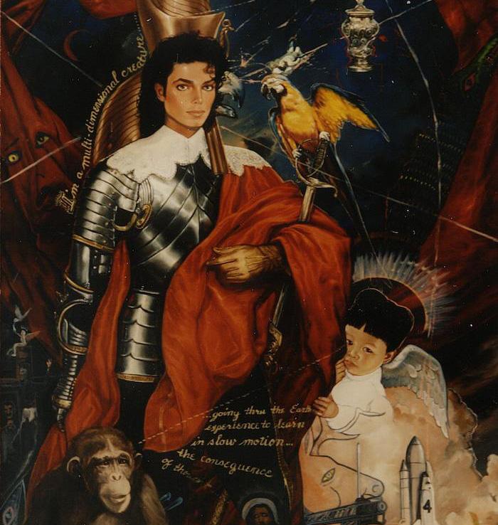 Ralph Wolfe Cowan - Michael Jackson